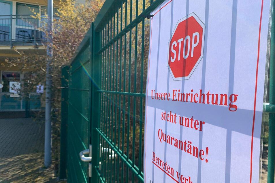 Das nächste Pflegeheim im Landkreis wurde unter Quarantäne gestellt.
