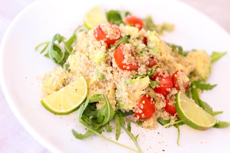 Quinoa wird nicht nur als Beilage immer beliebter.