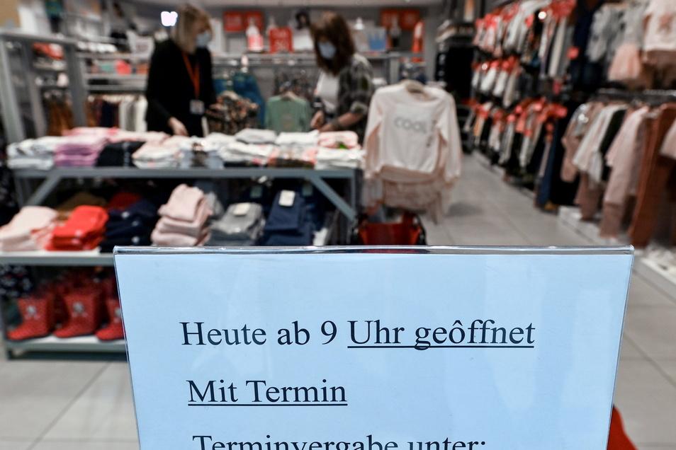 Click & Meet, Einkaufen mit Termin, ist jetzt im Kreis Görlitz möglich.