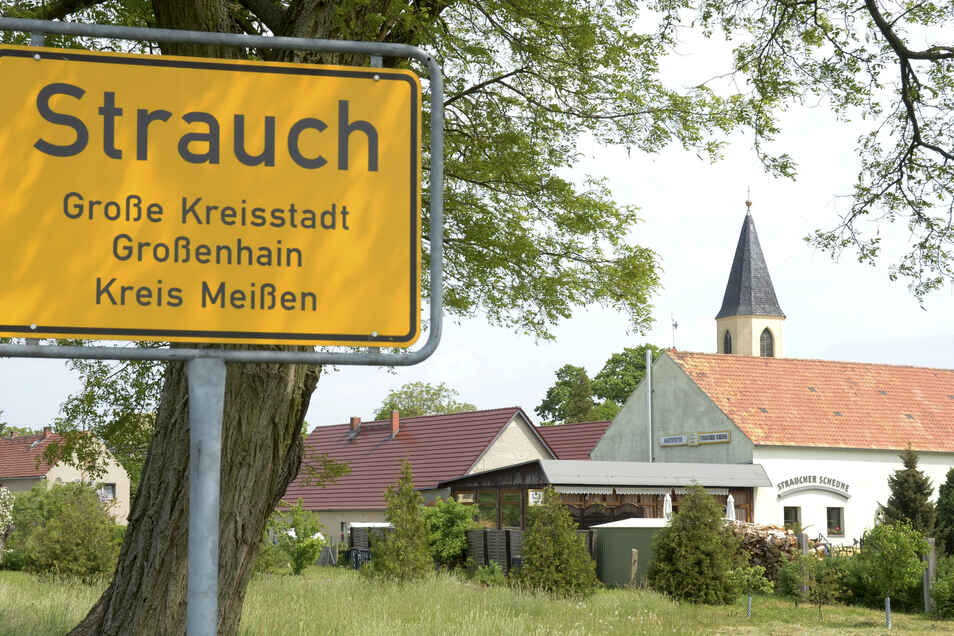 Wie weiter mit dem Regenwasser im Ortsteil Strauch?