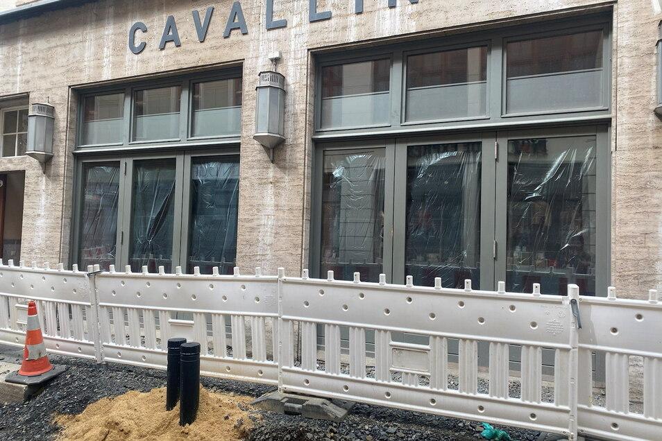 Seit dem 1. Juli ist das Cavallino nicht mehr hier.