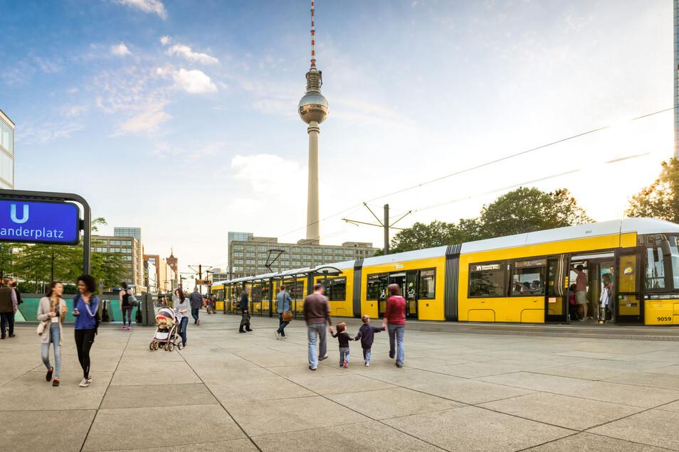 In Berlin fahren schon 199 Straßenbahnen von Bombardier. Jetzt kommt eine weitere hinzu. Sie wurde in Bautzen gebaut.