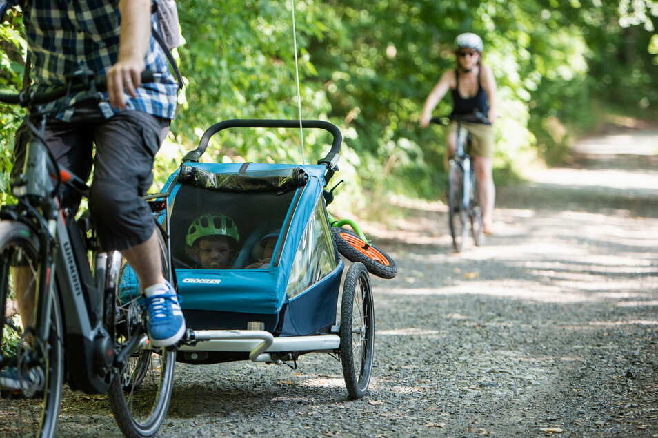 Die Oberlausitz will mehr für den Radtourismus werben.