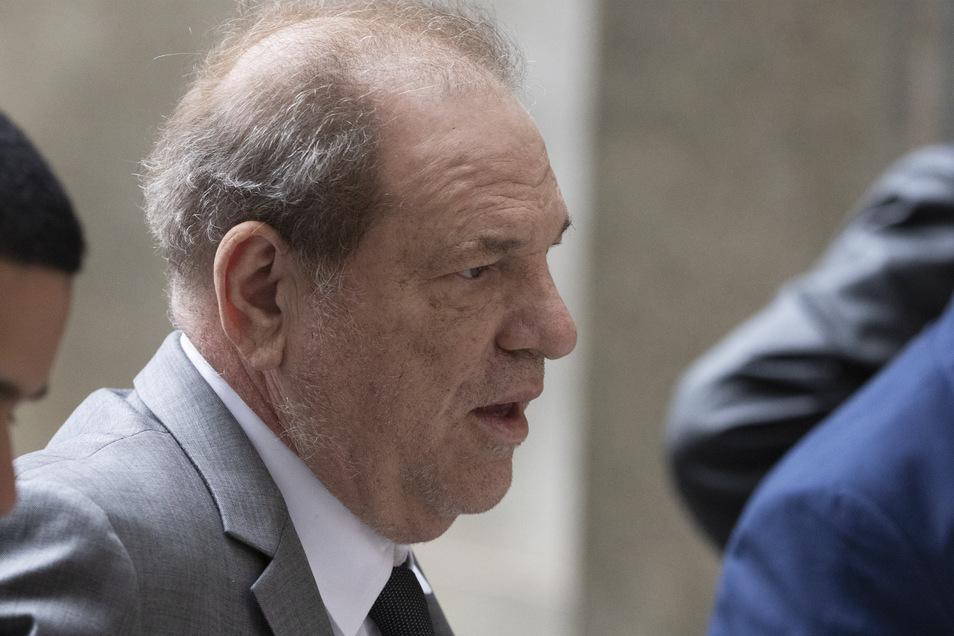Der Prozess gegen Harvey Weinstein soll am 6. Januar in New York starten.
