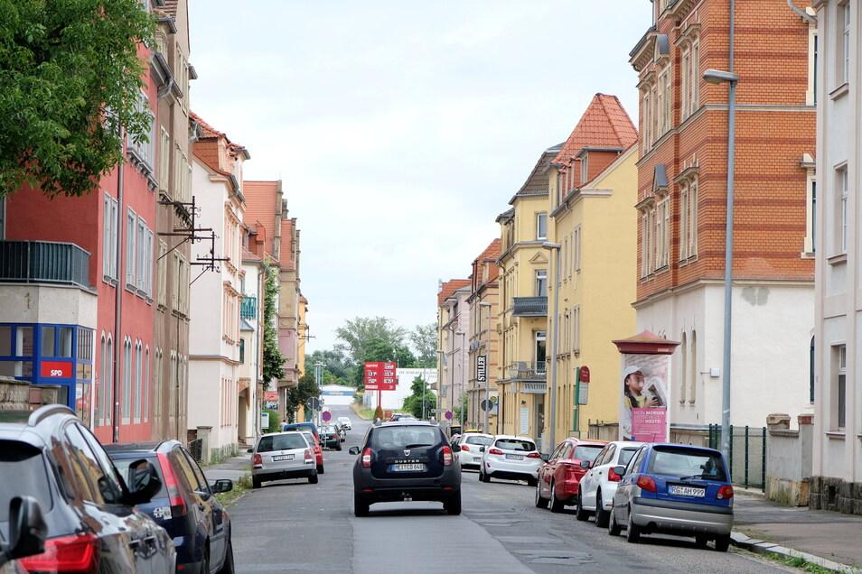 Die Kurt-Hein-Straße könnte saniert werden. Aber auch mehr Grün und das Schaffen von Parkbuchten wurden vorgeschlagen.