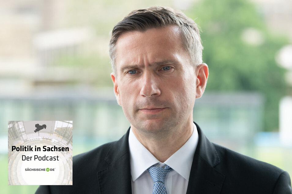 """Martin Dulig kündigt an, nicht mehr für das Amt des SPD-Parteichefs in Sachsen zu kandidieren. Im Podcast """"Politik in Sachsen"""" spricht er über die Gründe."""