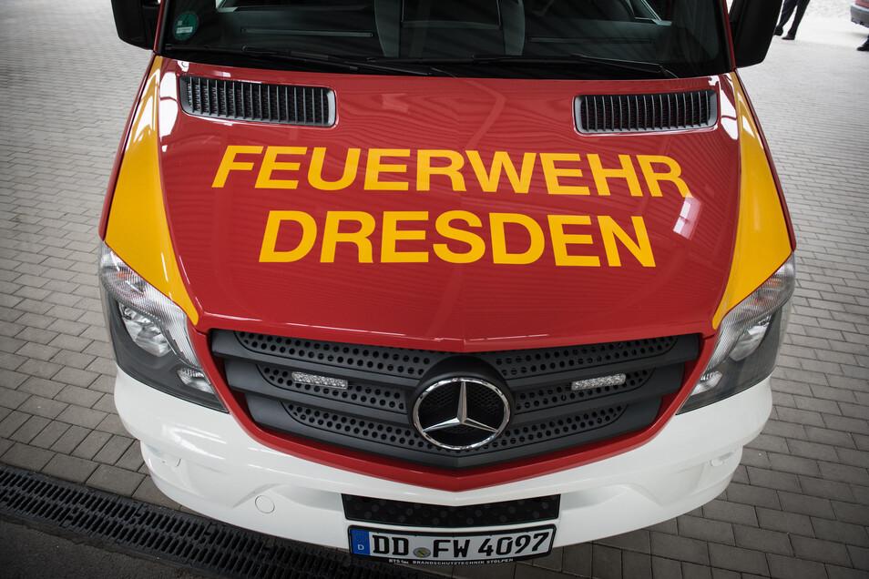 Vier Mal musste die Feuerwehr am Donnerstag zu einem Brandeinsatz ausrücken.
