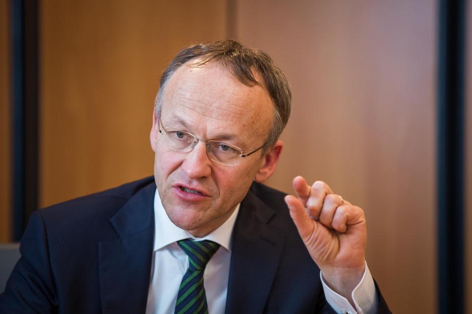 Finanzbürgermeister Peter Lames