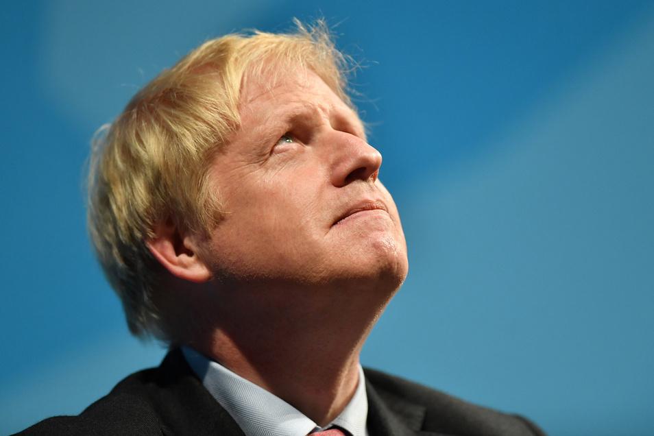 Boris Johnson wird der Weg zum No-Deal-Brexit langsam verbaut.