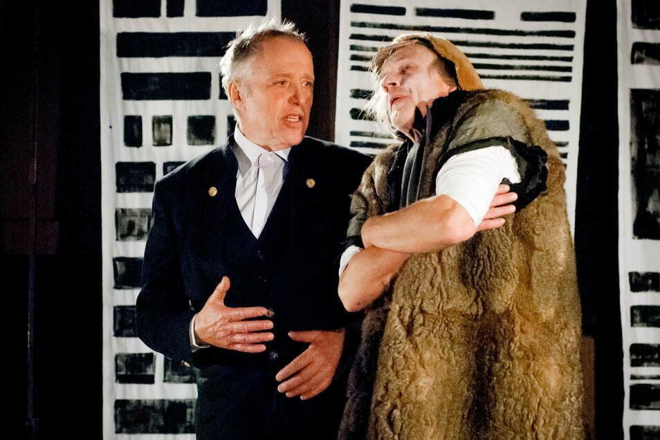 """Ein Bild aus dem letzten Bühnenstück von """"Theatrikos""""."""