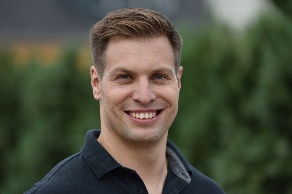 Nico Walther, gebürtiger Freitaler und 2018 Vize-Olympiasieger im Vierer-Bob. Seine sportliche Karriere endete 2020.