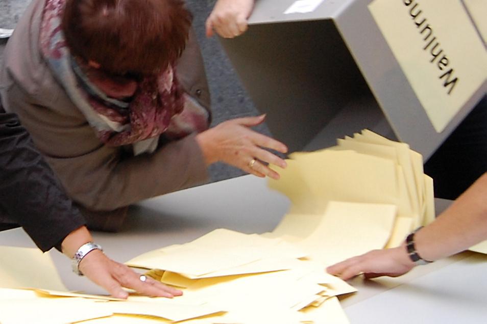 Wahlurnen werden das nächste Mal am 6. September 2020 in Hoyerswerda benötigt.