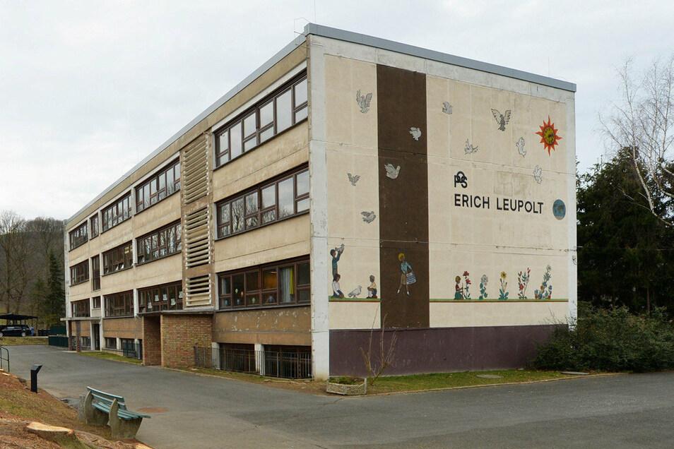 Die Mühlbacher Grundschule ist ab sofort geschlossen.