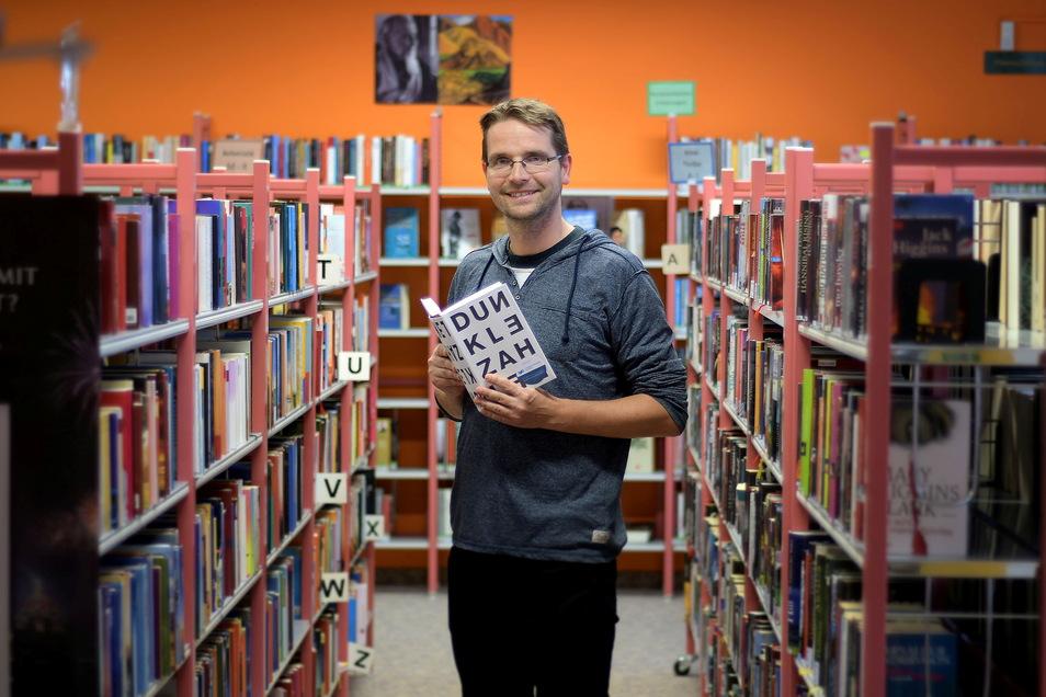 Wenn es Corona zulässt, könnte am 22. März der Buchfrühling starten. Dazu lädt der Leiter der Waldheimer Bibliothek die Erst- bis Viertklässler ein.