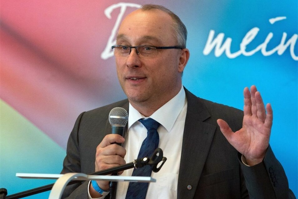 Platz 2: Jens Maier schnitt trotz Gegenkandidat kaum schlechter ab. Gegen den Richter am Landgericht Dresden wird wegen des Verdachts der Volksverhetzung ermittelt.