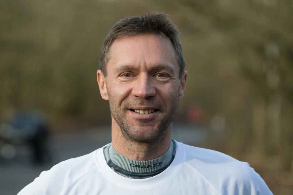 Immer noch fit: Jens Voigt, mittlerweile 48 Jahre alt, wohnt mit seiner Frau und sechs Kindern in Berlin. Mit dem Radsport hat er weiterhin viel zu tun.