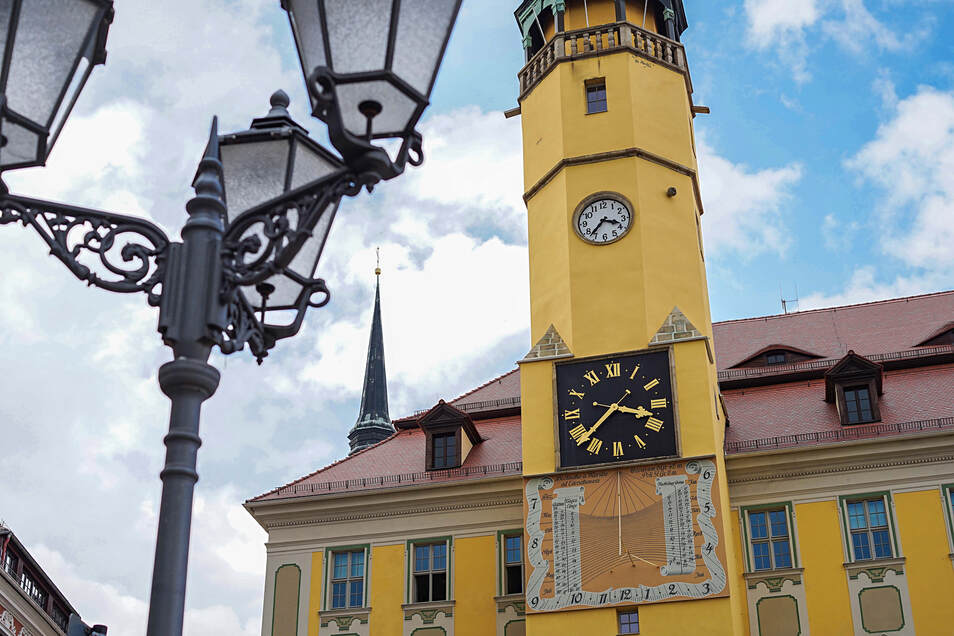 Rathaus Bautzen.