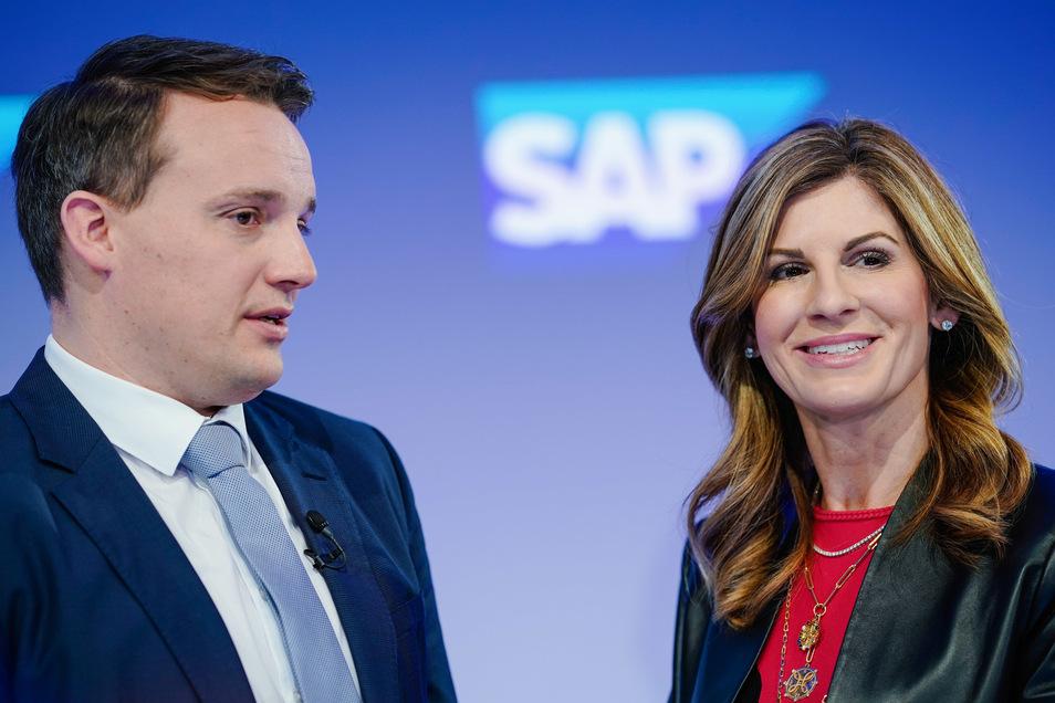 SAP-Co-Chefin Jennifer Morgan gibt ihren Posten nach gerade einmal sechs Monaten schon wieder ab. Christian Klein soll das Softwareunternehmen nun allein durch die Krise führen.