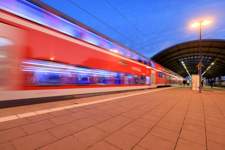 Die Deutsche Bahn will in diesem Jahr viele Nachwuchskräfte einstellen.