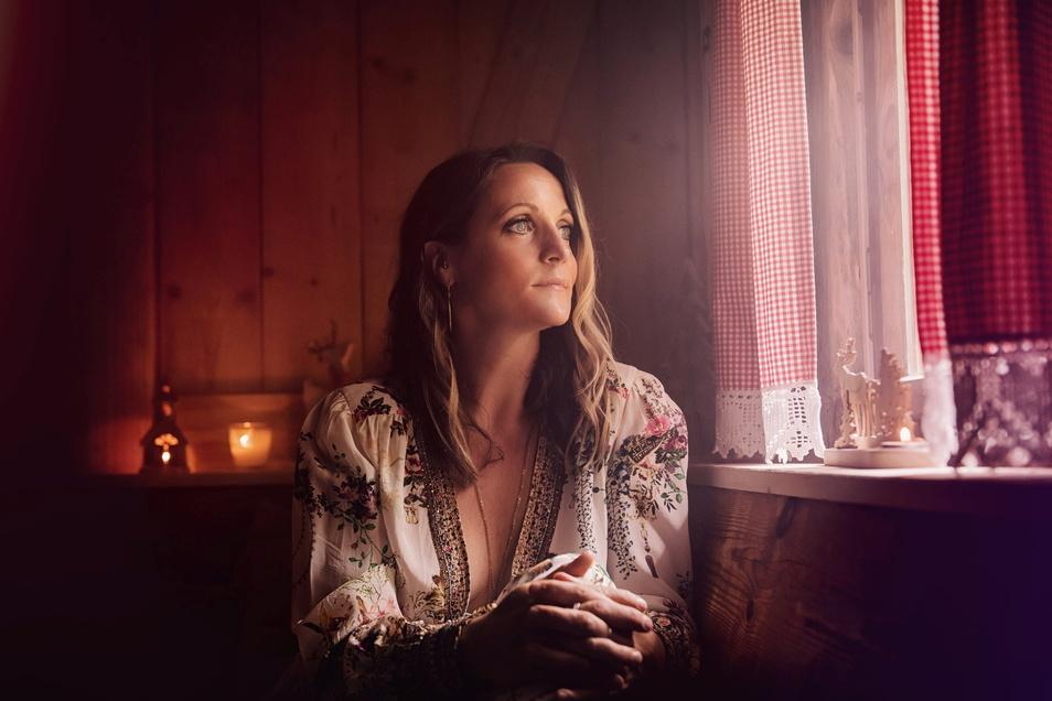 Silvana Mehnert präsentiert im Kultur-Bahnhof Lieder ihres aktuellen Albums.