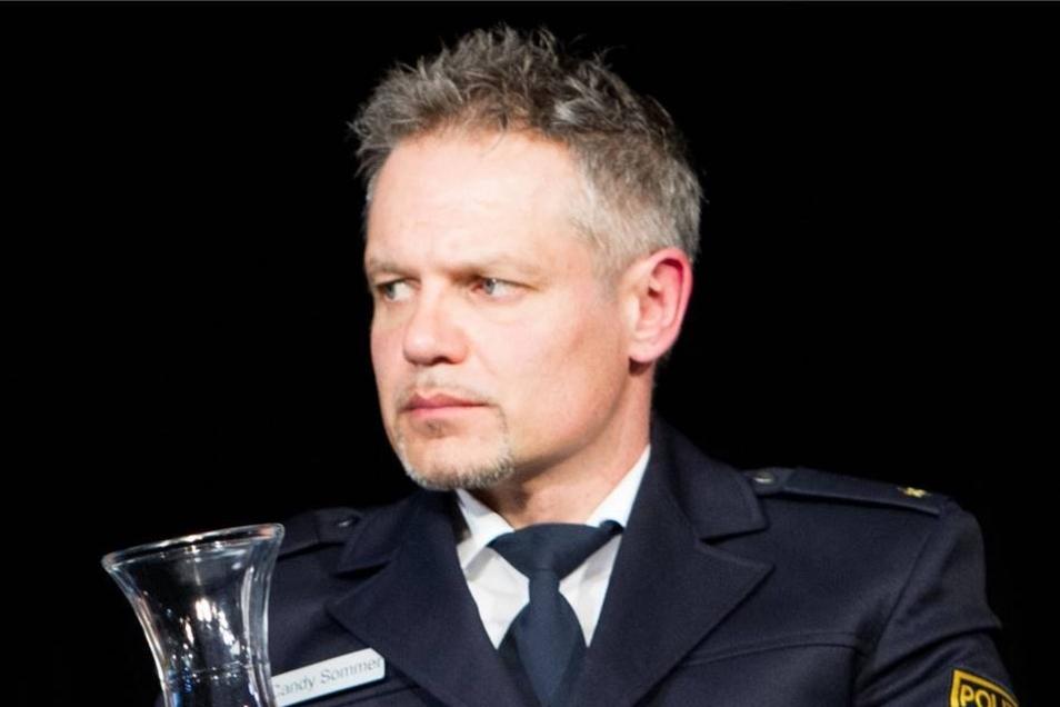 Pirna sei kein Schwerpunkt von Ausländerkriminalität, belegt Polizeirevier-Leiter Candy Sommer anhand einer Statistik.