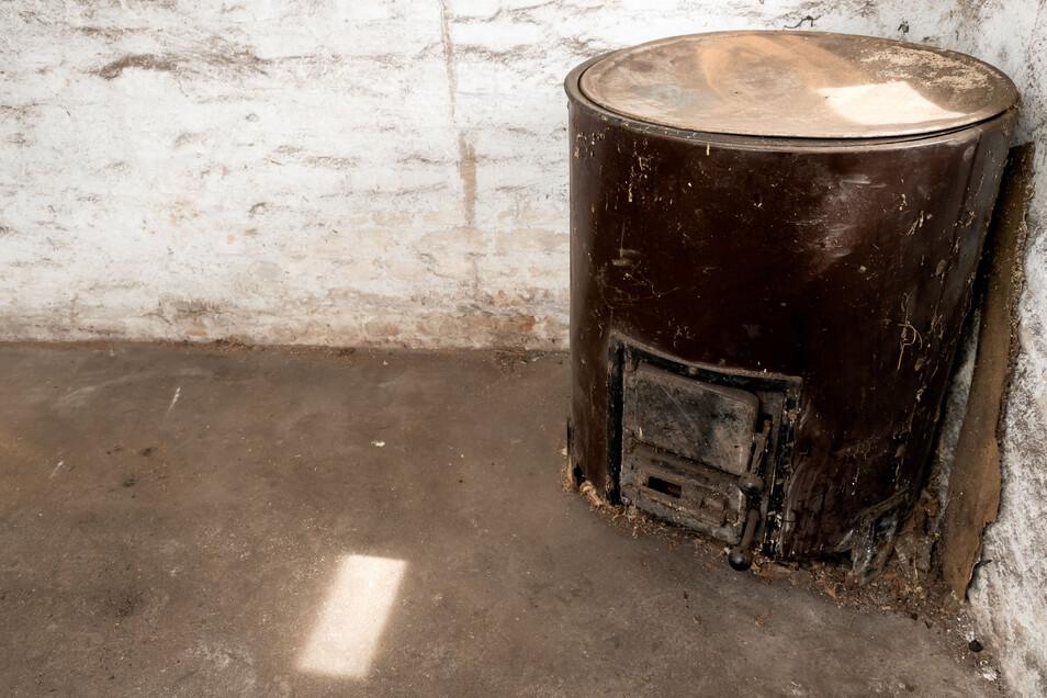 Waschkessel, Zisterne - oder doch Hexenkessel? So manch nettes Detail ist in dem Haus zu finden.