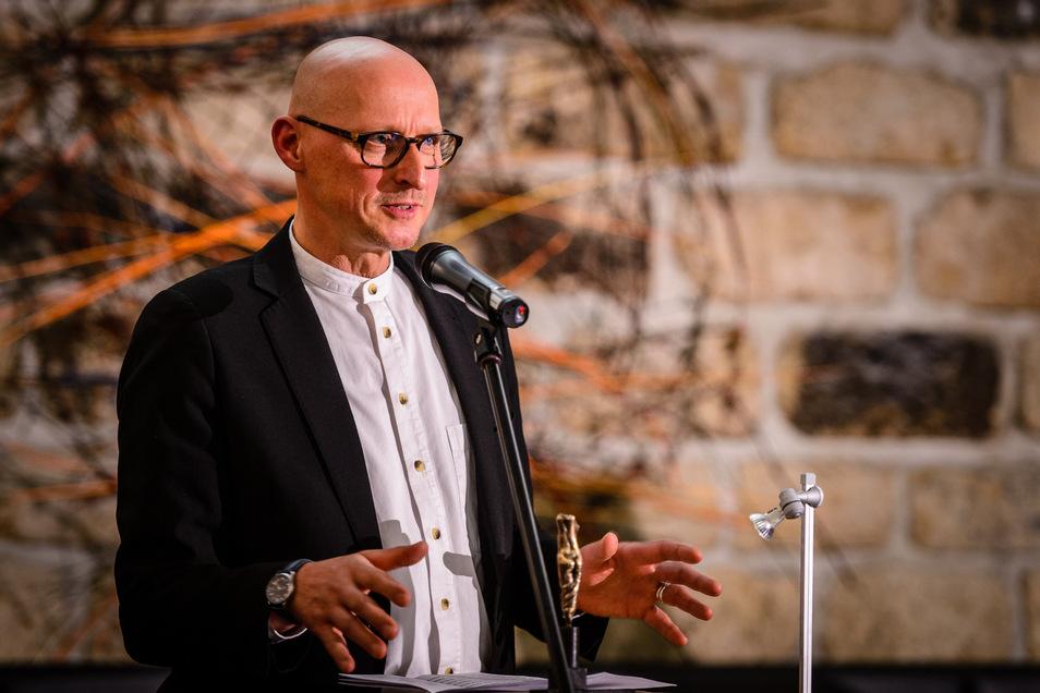Die Wahl Jörg Bernigs zum Kulturamtschef von Radebeul hatte eine große Debatte ausgelöst.