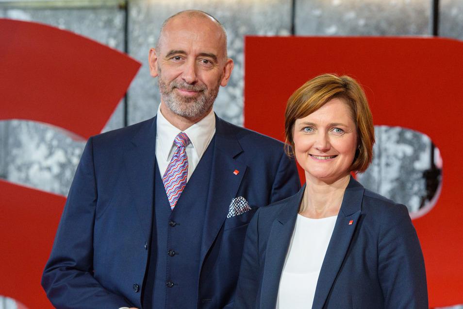 Auf der ersten von insgesamt 23 Regionalkonferenz hat das Kandidatenduo Simone Lange und Alexander Ahrens seine Bewerbung zurückgezogen.