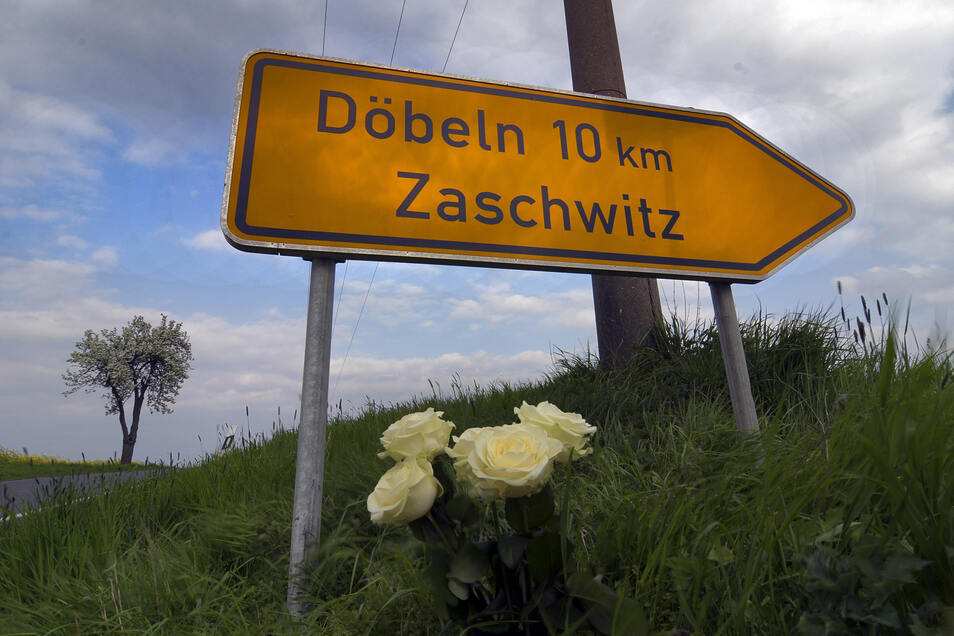 Am Ostermontag 2019 verstarb zwischen Schrebitz und Gallschütz ein 65-jähriger Mopedfahrer.