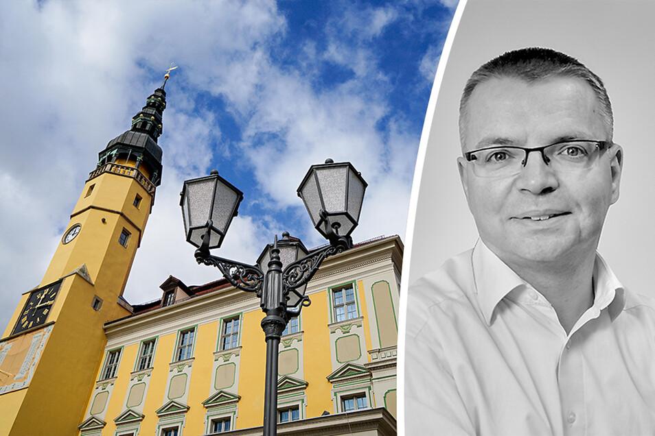 Bautzen fehlt eine Krisen-Strategie, kritisiert Redaktionsleiter Ulli Schönbach.