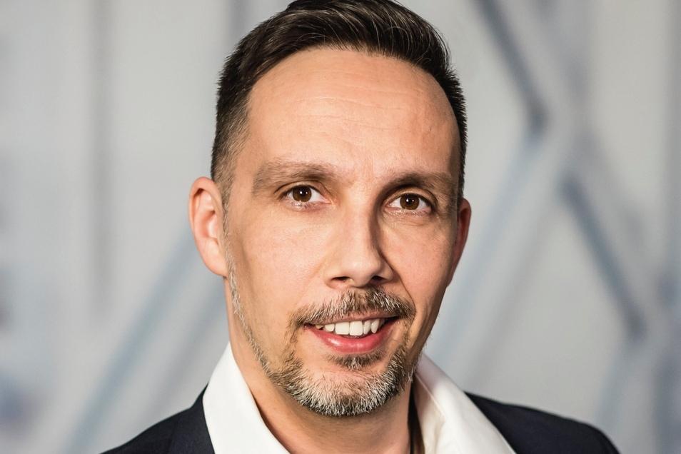 Victor Vincze ist der neue Vorsitzende des Ausländerbeirates.
