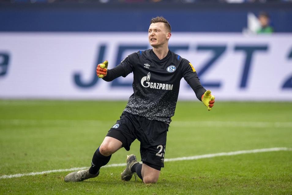 Der gebürtige Freiberger Markus Schubert hat im Interview mit der Sport-Bild über die schwierige Saison auf Schalke und seine Zukunft gesprochen.