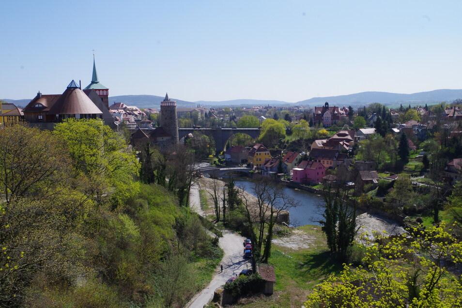 In Bautzen ist es immer schön.