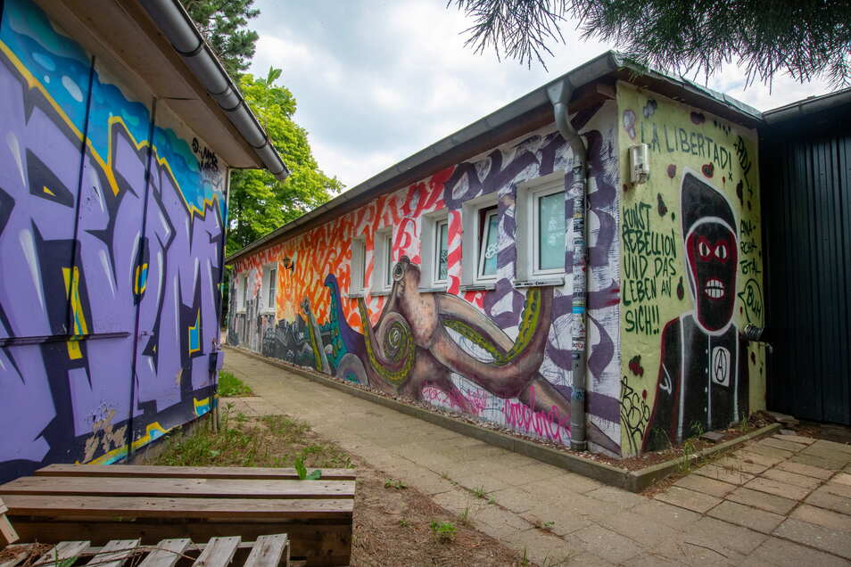 Für das Alternative Jugendzentrum (AJZ) in Leisnig ist ein Ersatzneubau im Gespräch.