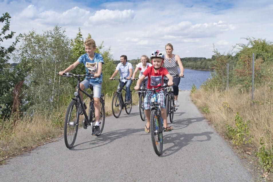 Als Wasserlandschaft mit zahlreichen neuen Seen und gut ausgebautem Radwegenetz konnte das Lausitzer Seenland im vergangenen Jahr durchaus punkten. Zuwächse bei den Übernachtungen waren in den Sommermonaten zu verzeichnen.