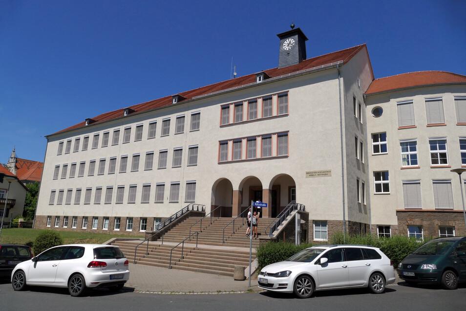 Das Berufliche Schulzentrum an der Thomas-Mann-Straße öffnet am Sonnabend seine Türen für künftige Schüler.