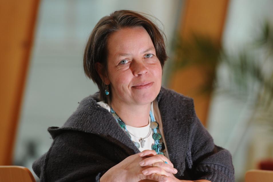 Pfarrerin Katharina Köhler übernimmt jetzt eine zusätzliche Aufgabe für die Sorben und Wenden.