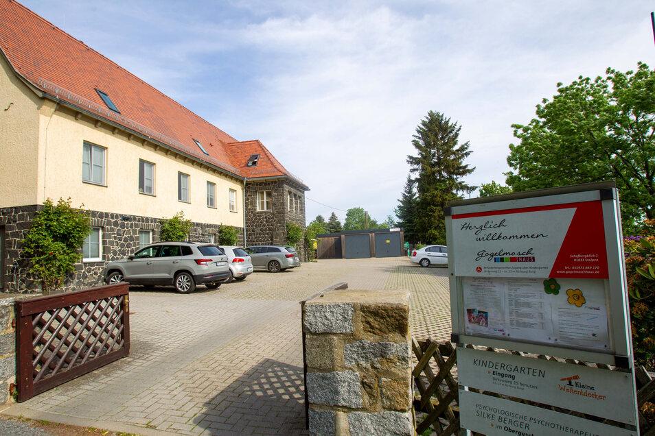 Die Arbeit des Gogelmosch-Vereins in Stolpen wurde jetzt belohnt.