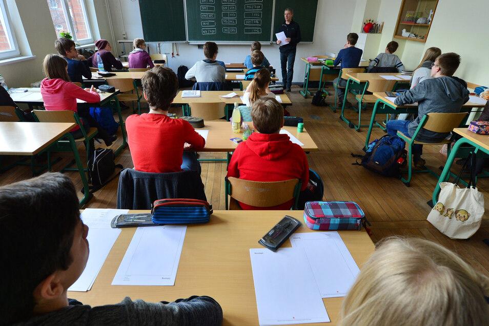 Sachsen konnte 184 Lehrerstellen nicht besetzen.