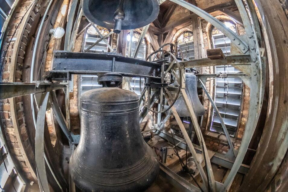 Die Nieskyer Brüdergemeine steht vor dem Problem, dass der gesamte Glockenstuhl am Zinzendorfplatz zu erneuern ist. Und das kostet viel Geld.