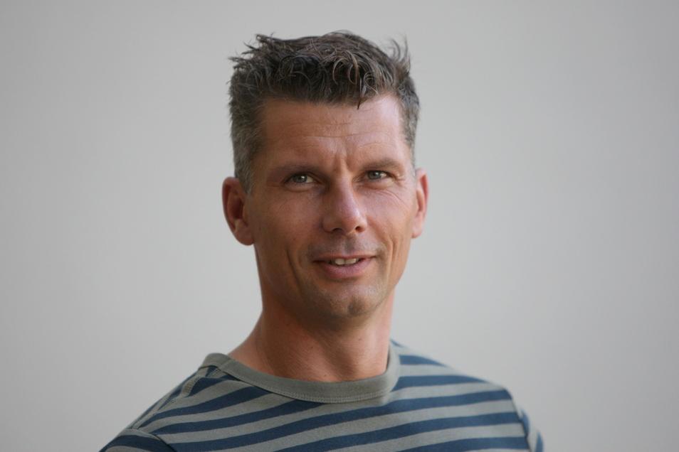 René Kirsten: Seit 2019 im Stadtrat, hat er sich als Einzelkämpfer mit der CDU zusammengetan, was durchaus überraschte.