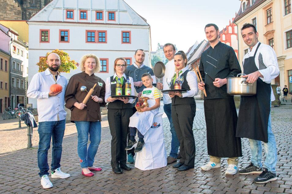 Abholen und genießen: Bei den Kulinarischen Wochen in der Sächsischen Schweiz stehen heimische Spezialitäten auf der Karte.