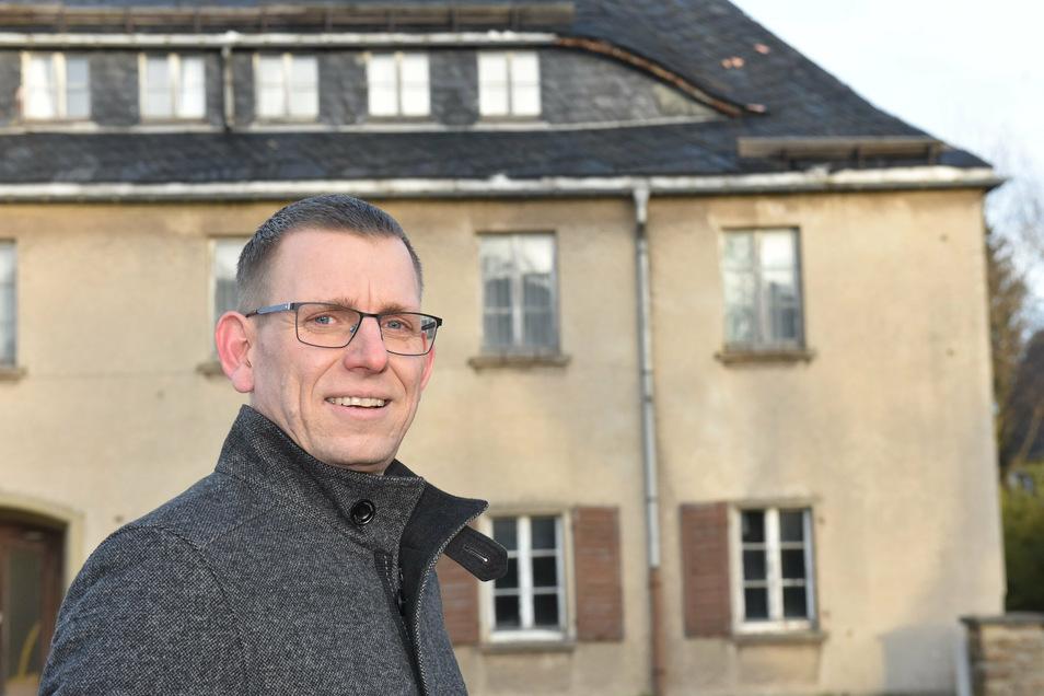 Glashüttes Bürgermeister Markus Dreßler (CDU) konnte in den letzten Tagen keine öffentlichen Termine wahrnehmen.