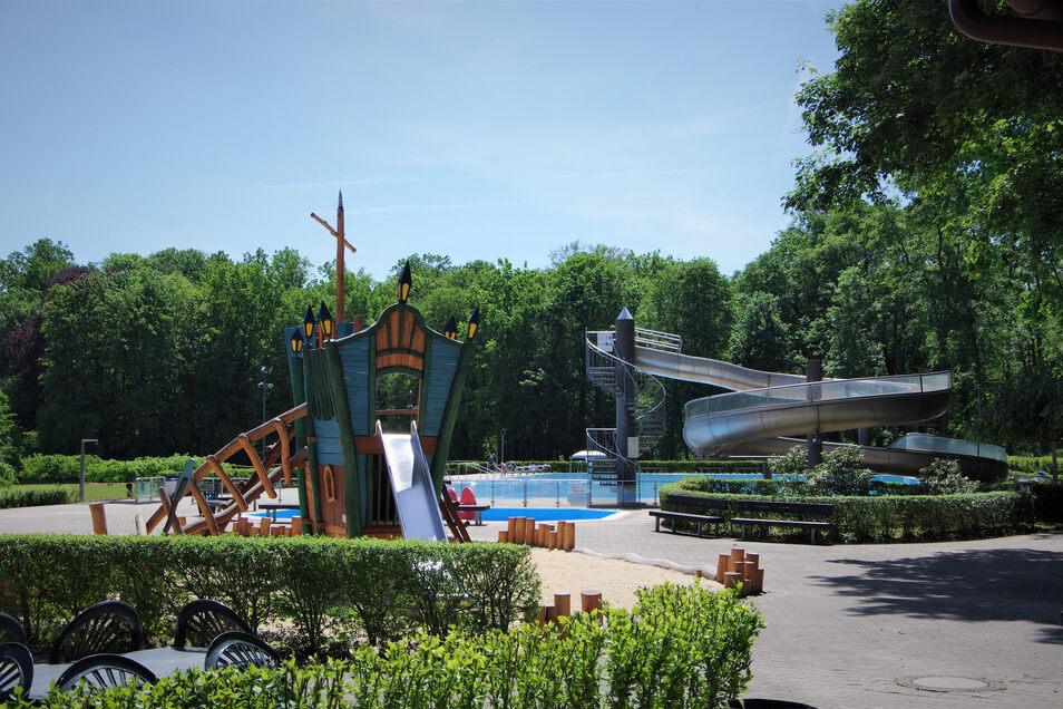 In Königsbrück wird die Badesaison am 6. Juni eröffnet.