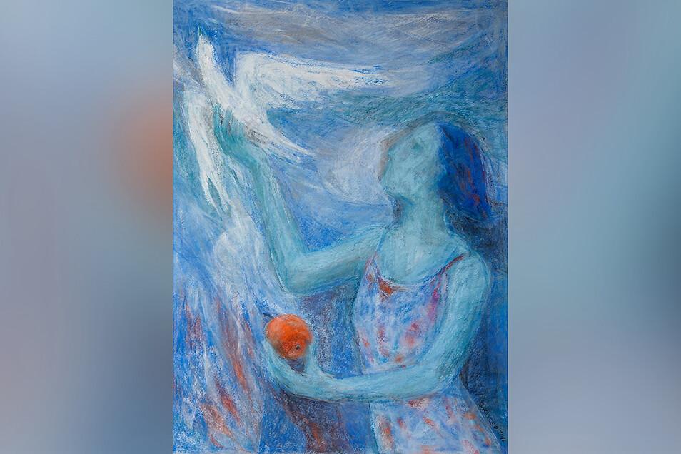 Eine neue Sonderausstellung im Museum der Westlausitz in Kamenz zeigt unter anderem Werke von Britta Kayser. Doch sie kann nicht wie geplant eröffnet werden.