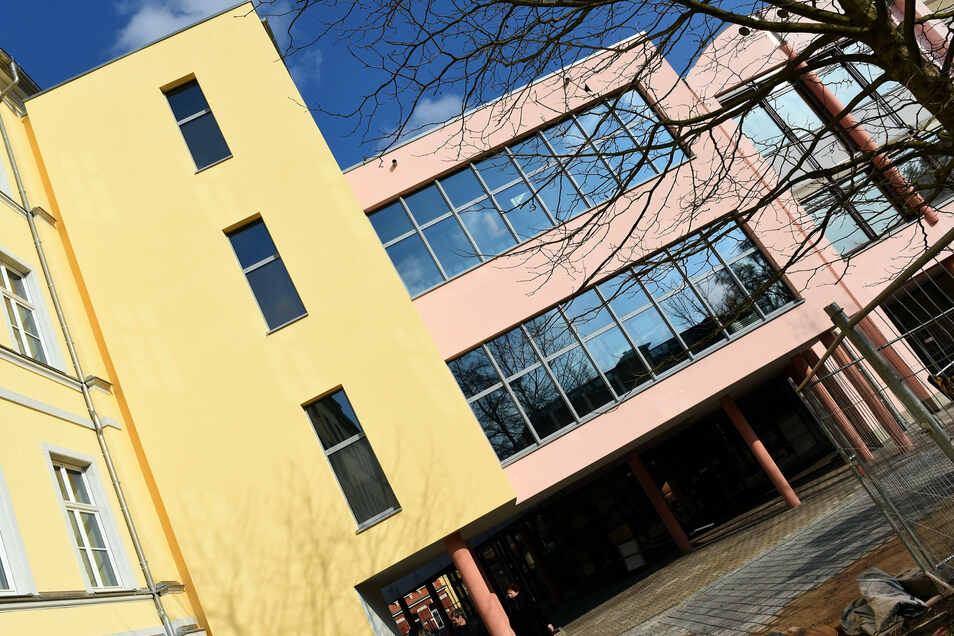 Symbolfoto: Lessing-Gymnasium in Döbeln