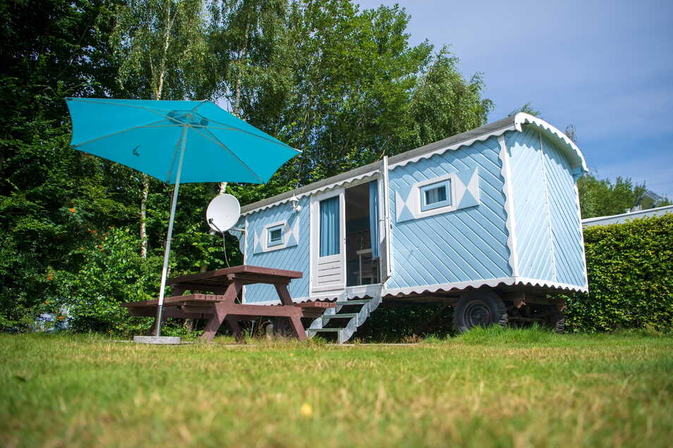 Camping ist in der Corona-Pandemie immer beliebter geworden.