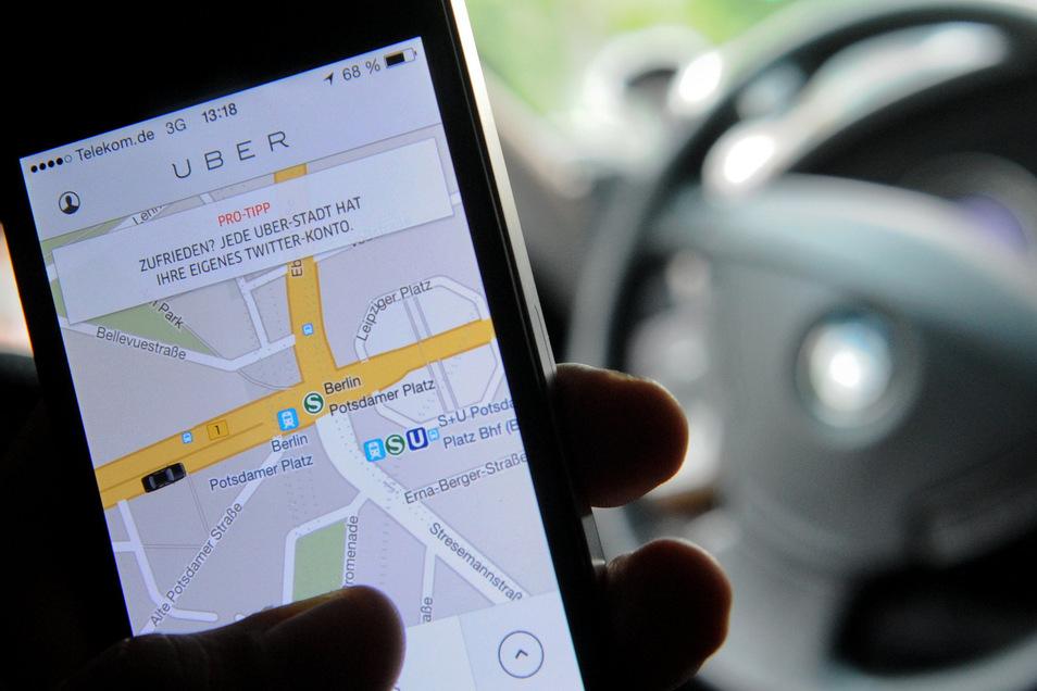 Der US-Fahrdienstvermittler Uber will an die Börse.