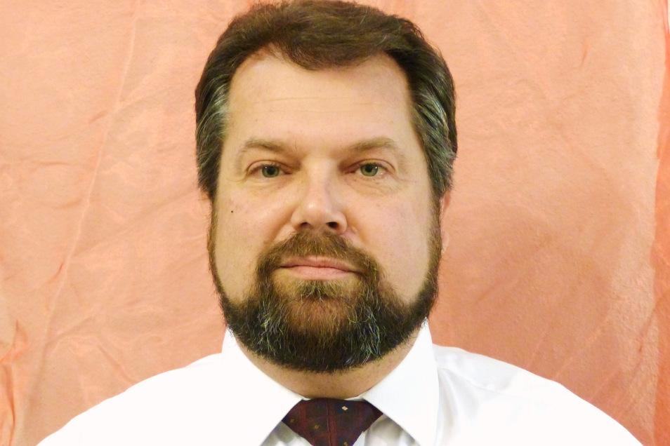 Andreas Ball war lange Vize-Chef des Ortsvereins, bis er zum Vorsitzenden gewählt wurde.