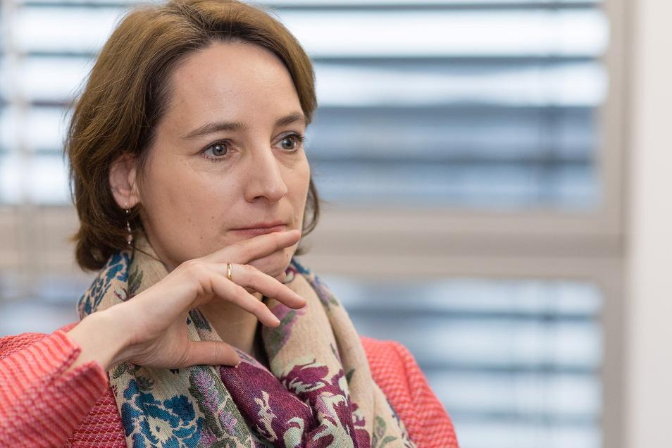 Anne Lauber-Roensberg ist Professorin der TU-Dresden mit Schwerpunkt Datenschutz.